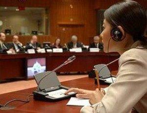 专业同声传译需具备的能力
